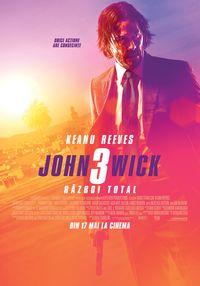 Poster JOHN WICK 3: RAZBOI TOTAL