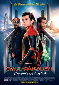 Poster OMUL-PAIANJEN: DEPARTE DE CASA - 3D