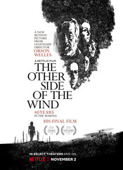 Poster The Other Side of the Wind