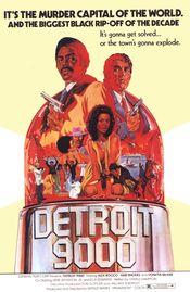 Poster Detroit 9000