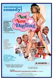 Poster Not Now Darling