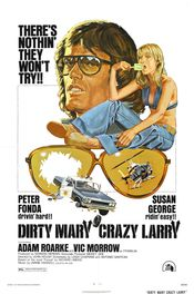 Poster Dirty Mary Crazy Larry