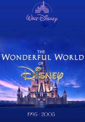 Poster The Wonderful World of Disney