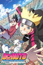 Poster Boruto: Naruto Next Generations