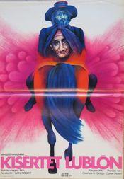 Poster Kísértet Lublón