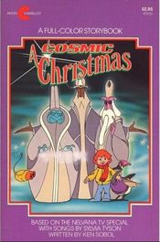 Poster A Cosmic Christmas