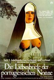 Poster Die Liebesbriefe einer portugiesischen Nonne