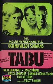 Poster Tabu