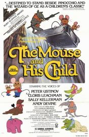 Poster The Mouse and His Child