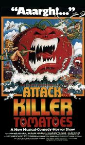 Poster Attack of the Killer Tomatoes!