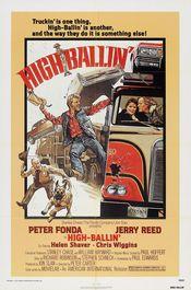 Poster High-Ballin'