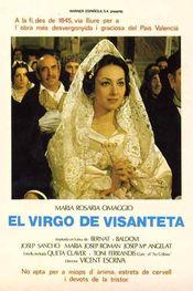 Poster El virgo de Visanteta