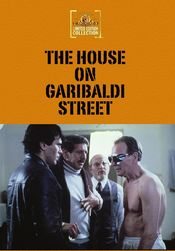 Poster The House on Garibaldi Street