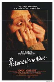 Poster He Knows You're Alone