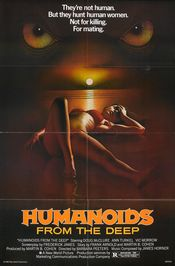 Poster Humanoids from the Deep