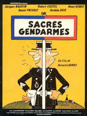 Poster Sacrés gendarmes