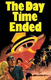 Poster The Day Time Ended