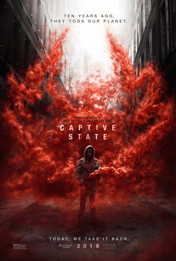 Captive State (2021)