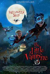 Poster The Little Vampire 3D
