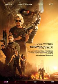 Poster TERMINATOR: DESTIN INTUNECAT