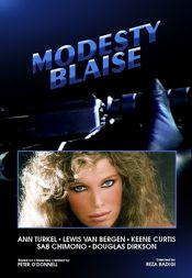 Poster Modesty Blaise