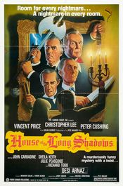 Poster House of the Long Shadows