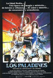 Poster I Paladini - storia d'armi e d'amori