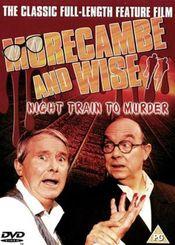 Poster Night Train to Murder