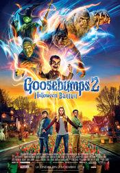 Poster Goosebumps 2: Haunted Halloween