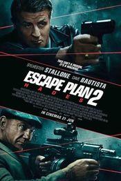 Poster Escape Plan 2: Hades