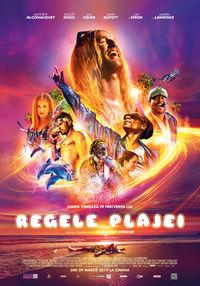 Poster REGELE PLAJEI