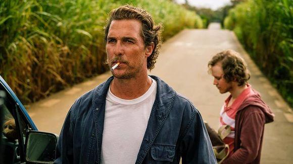 Matthew McConaughey în Serenity