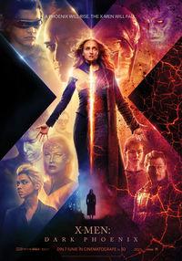 Poster X-MEN: DARK PHOENIX