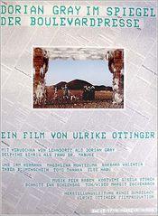 Poster Dorian Gray im Spiegel der Boulevardpresse