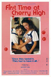 Poster First Time at Cherry High