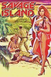 Poster Savage Island