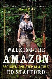 Poster Walking the Amazon