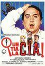 Film - ¡Qué tía la C.I.A.!