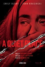Poster A Quiet Place