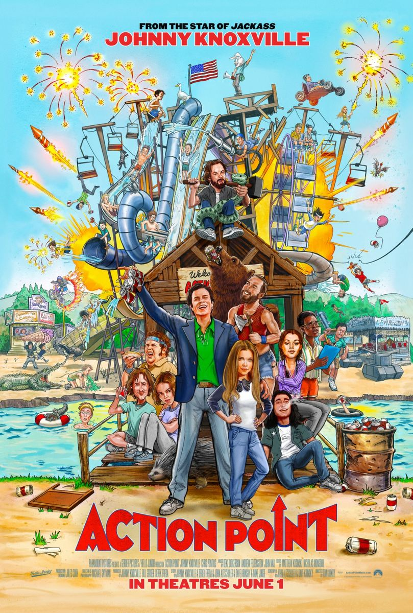 Action Point (2018) Online Subtitrat