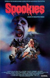 Poster Spookies