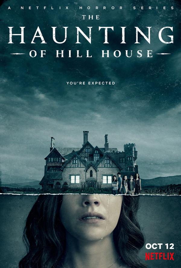 The Haunting of Hill House - Casa bântuită (2018) - Film serial ...