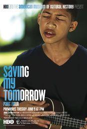 Poster Saving My Tomorrow