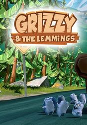 Poster Grizzy and the Lemmings