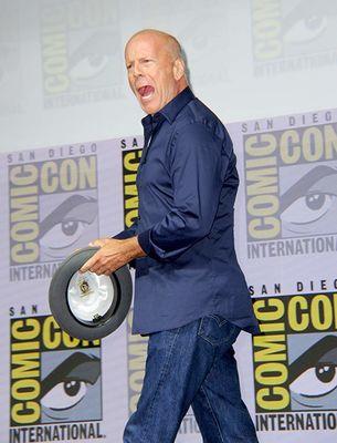 Bruce Willis în Glass