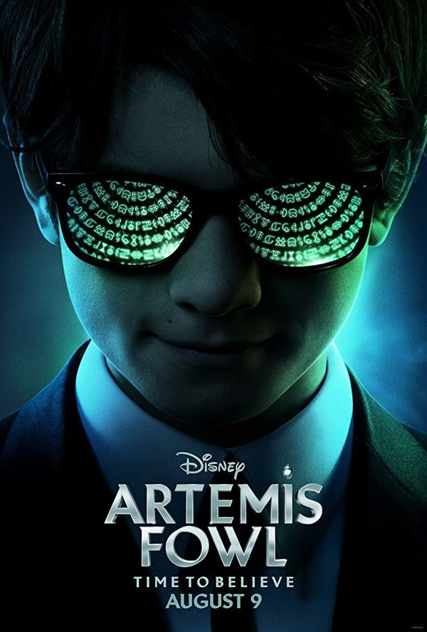 Artemis Fowl 2021