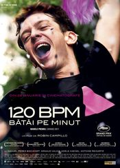 Poster 120 battements par minute