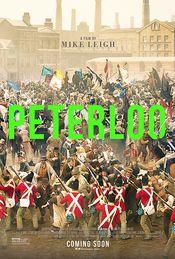 Poster Peterloo