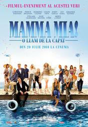 Poster Mamma Mia! Here We Go Again