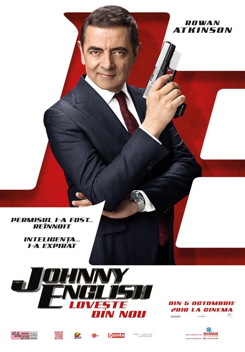 Johnny English Strikes Again (2018) Online Subtitrat